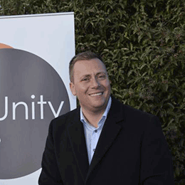 David Clews Unity News Network