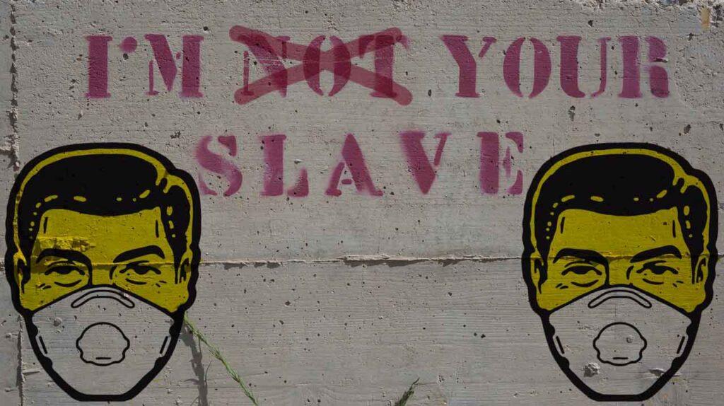 AA-Conformity is slavery