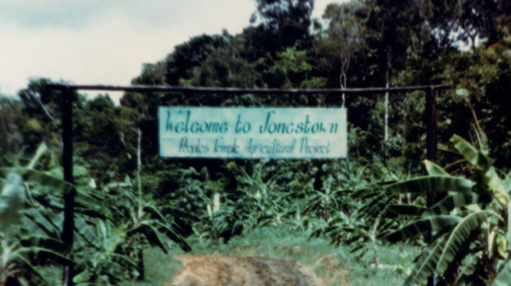 AA-American Jonestown