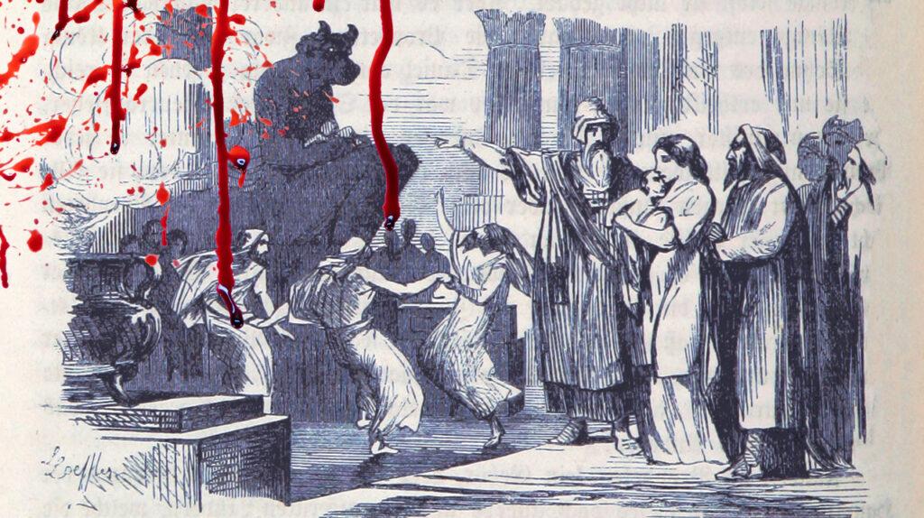 AA-Blood Sacrament to The Global Satanic Death Cult