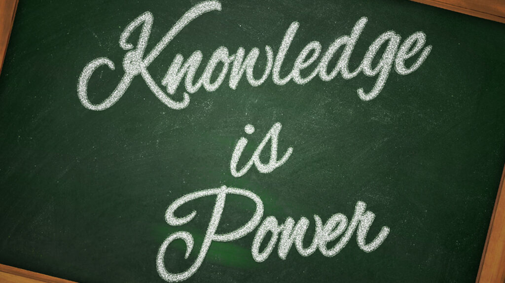 AA-Knowledge is Power