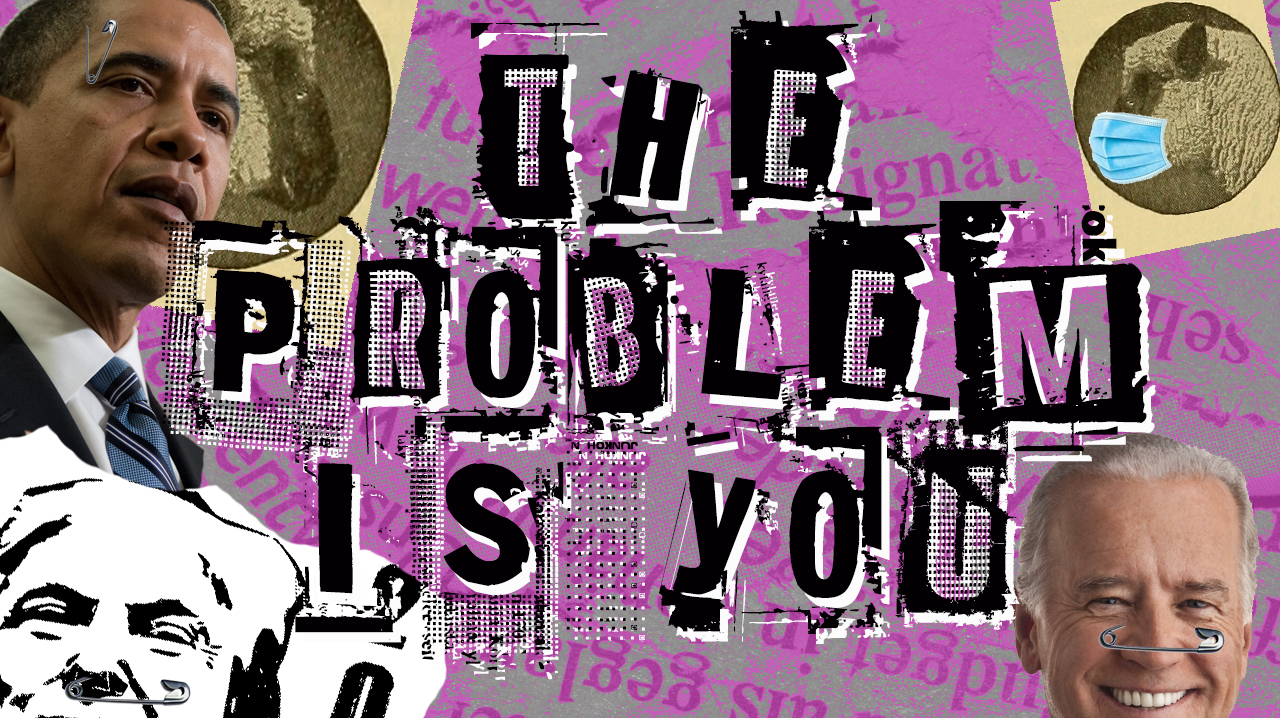Problem-Is-You